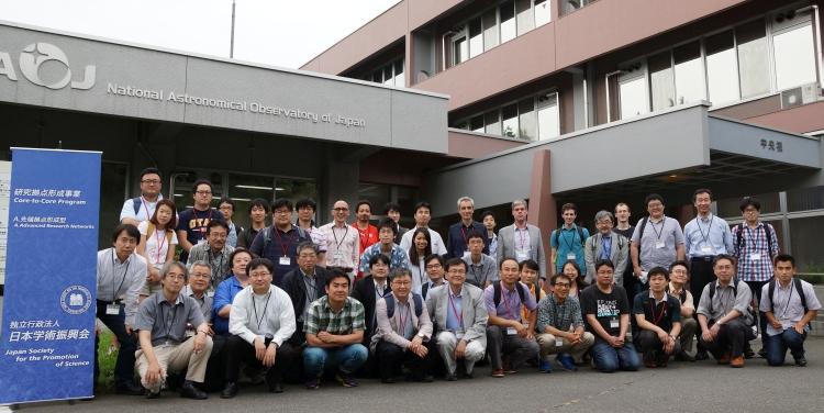 2014. 6. 20~21, NAOJ, Tokyo, Japan